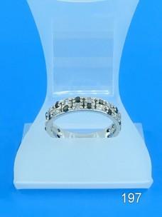 Серебряное кольцо 197
