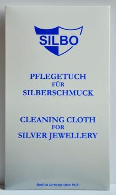 салфетка по уходу за серебряными изделиями  Silbo