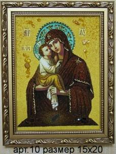 Иконы из янтаря арт.10