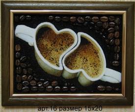 Картина(панно) из янтаря 16