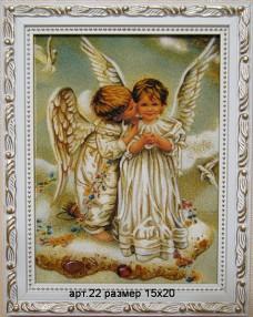 Картина(панно) из янтаря 22