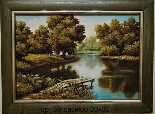 Пейзаж из янтаря 38