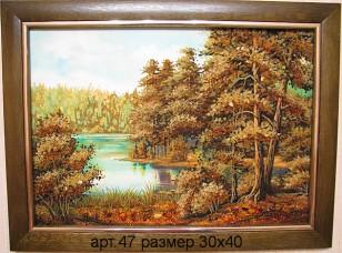 Пейзаж из янтаря 47