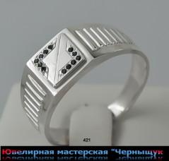Перстень (печатка) 421