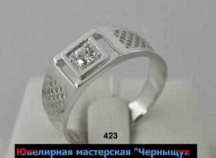 Перстень (печатка) 423