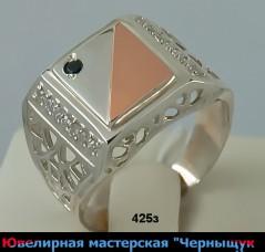 Перстень (печатка) 425з