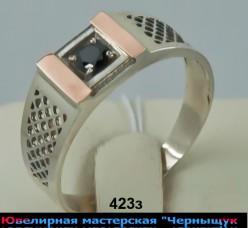Перстень (печатка) 423з