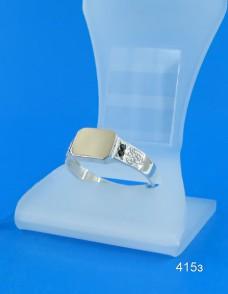 Перстень (печатка) 415з