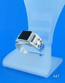 Перстень (печатка) 447