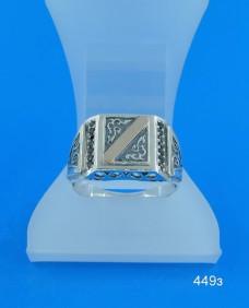 Перстень (печатка) 449з