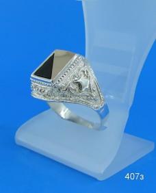 Перстень (печатка) 407з