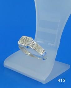 Перстень (печатка) 415
