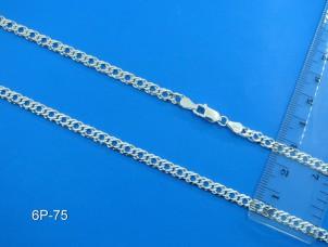 Серебрянная цепочка 6Р-75