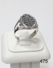 Перстень (печатка) 475
